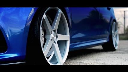 800 Hp Golf R by Z-performance Wheels 2015