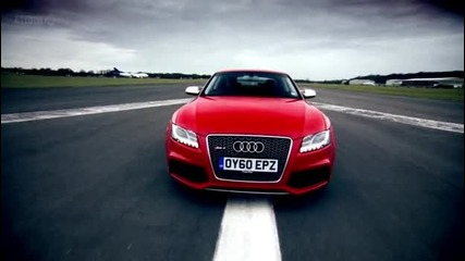 Top Gear - Bmw M3 срещу Audi Rs5