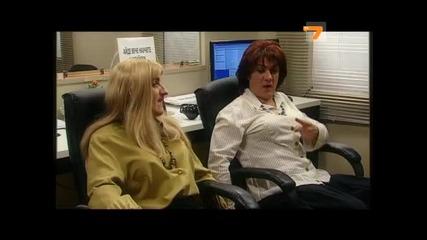 Гише - Милена и Елена цъкат Кънтър Страйк!