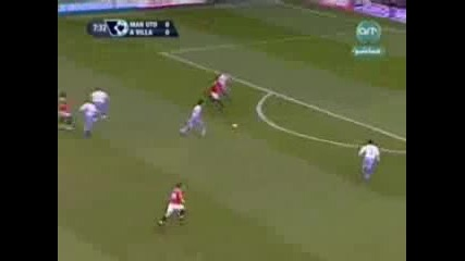 Manchester United: Goals, Skills and Saves