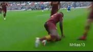 Челси 2-3 Ман Сити-къмюнити Шилд 2012-гола на Туре