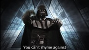 Epic Rap Battles Darth Vader vs Hitler Hd