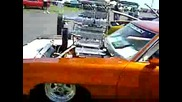 1970 Pontiac Gto Double Blower - Part pro street 1