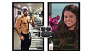 Selena Gomez confiesa que quiere besar a Jeancarlos Canela Fandango Entretenimiento