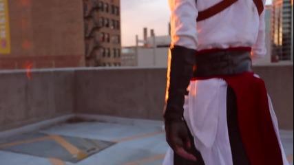 ™ H D Assassin's Creed в реалния живот...™