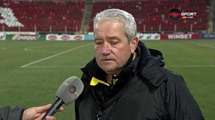 Как ЦСКА нанесе първа загуба на Ботев Пловдив от октомври насам?