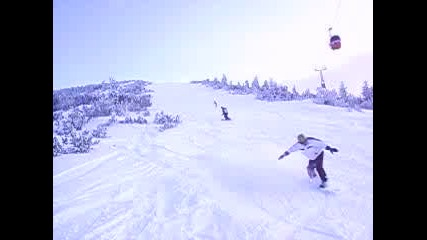 Liko Сноуборсти - Големият Скок На Киро