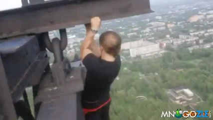 Руска Стреет Фитнес тренировка
