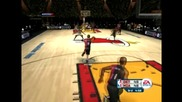 N B A Live 06 Detroit Pistons vs. Miami Heats part 2