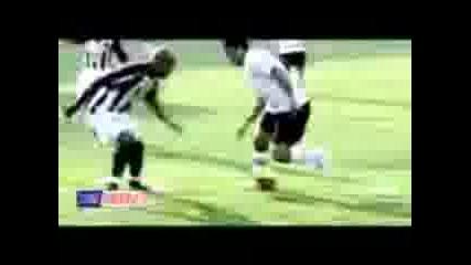 Football skills,  fints and tricks