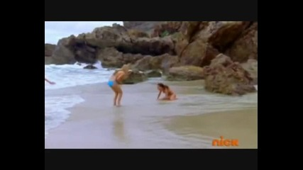 Клео се отрепа в най - важната сцена на филма!
