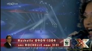 Rochelle - Clocks (x-factor 2011)
