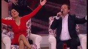 Mina Kostic i Emir Habibovic - Splet pesama - ( Live) -( Tv Grand 08.05.2014)