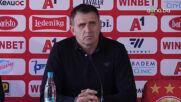 Бруно Акрапович: Искаме успеха в събота