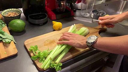 Рецепта за гаспачо на Доротея Толева