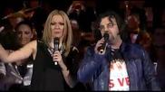 Aca Lukas i Ivana Selakov - Daleko si - Grand Show - (TV Pink 2014)