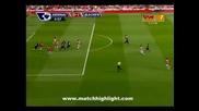 04.10.09 Арсенал 0:1 Блекбърн Н Зонзи Гол