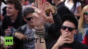 Germany: Berliners march for freedom and tolerance in FuckParade 2015