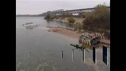 Няма разлив на гориво от потъналия край Русе кораб