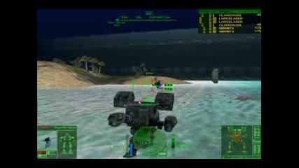 Mechwarrior 4 Gameplay 1