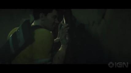 "Dying Light ""run boy Run Trailer"""