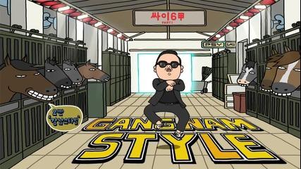 The Harlem Shake - Gangnam Style
