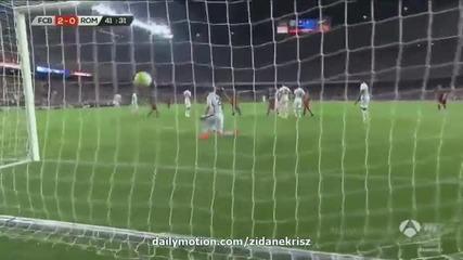 05.08 Барселона - Рома 3:0