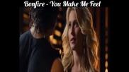 Bonfire _ You Make Me Feel _ Ти Ме Караш Да Се Чувствам... Превод