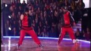 Страхотен танц на Never say Never( Justin Bieber)