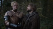 [превод] Jaime and Brienne- Wherever you will go