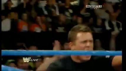 John Cena vs The Miz and Alex Riley