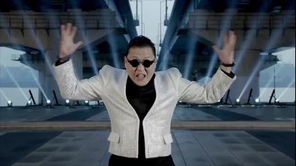 Psy - Gentleman (official Video) 1080p