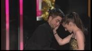 robert pattinson & Kristen kiss at The Mtv Movie Awards
