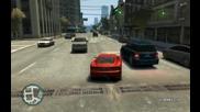 Gta Iv Едно Ферари с цвят червен