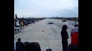Писта Божурище 19.04.08 Cls 55 Vs Audi S2