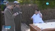 Пхенян: Готвим се за нанасяне на изпреварващи удари