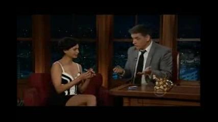 Craig Ferguson 2 15 12e Late Late Show Morena Baccarin Xd