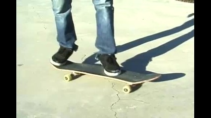Youtube - How to Do Skateboard Tricks How to Do a Kickflip on a Skateboard