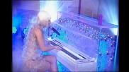 Невероятно изпълнение от Lady Gaga - Paparazzi Acoustic - високо качество на картината
