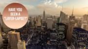 352-часов таймлапс от Ню Йорк