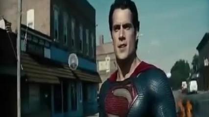 [ Превод] Man Of Steel- Undefeated