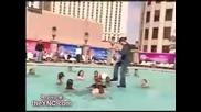 Крис Енджел ходи по вода