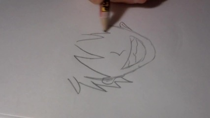 Как да нарисуваме Monkey D. Luffy (one Piece)