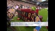 Ариес Мерит с нов световен рекорд на 110 метра с препятствия