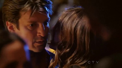 Castle to Beckett - Lose Control