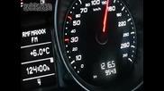 Ускоряване от 0 километра до 160 !