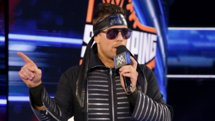 The Miz vows to end Shane McMahon's ego trip: SmackDown LIVE, June 18, 2019