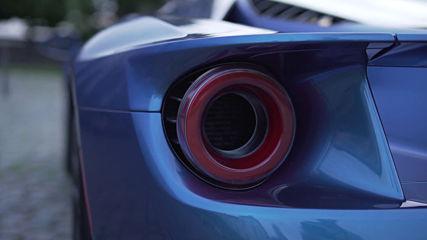 Тестваме ексклузивния Ford GT за над 1,1 млн. лева