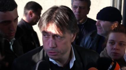 Иво Тонев: Няма засада, чиста дузпа, поздравления за съдията