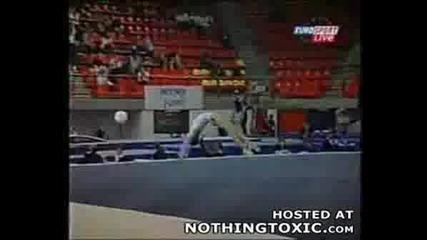 Гимнастика - Страхотно Размазване